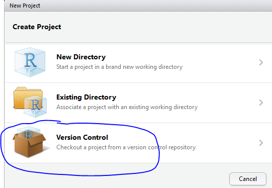 Version Control - R Curriculum