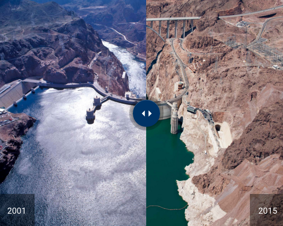 Lower Colorado River Basin drought image